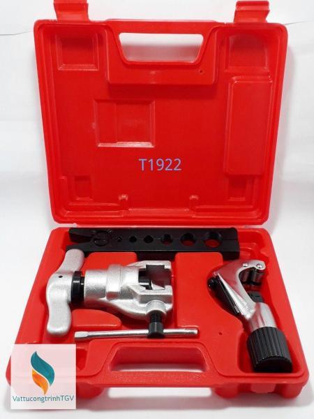 Bộ dụng cụ loe ống đồng lệch tâm 1 kẹp DUNNEX CT-806-S