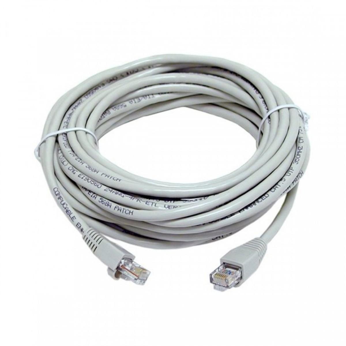 Giá dây mạng cat6 bấm sẵn 2 đầu 10m( xanh, trắng)