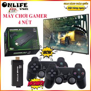 Máy chơi gamer 4 nút, Máy chơi game điện tử ps1 ps3, game stick, máy chơi game cầm tay, Bộ trò chơi điện tử trên ti vi, máy bấm điện tử, bấm trò chơi thumbnail