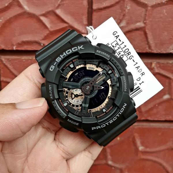 Đồng hồ thể thao nam G-Shock - GA110 55mm điện tử chống nước đa năng (Màu vàng) - Gsock Việt Nam -Ngochuyen.watches bán chạy