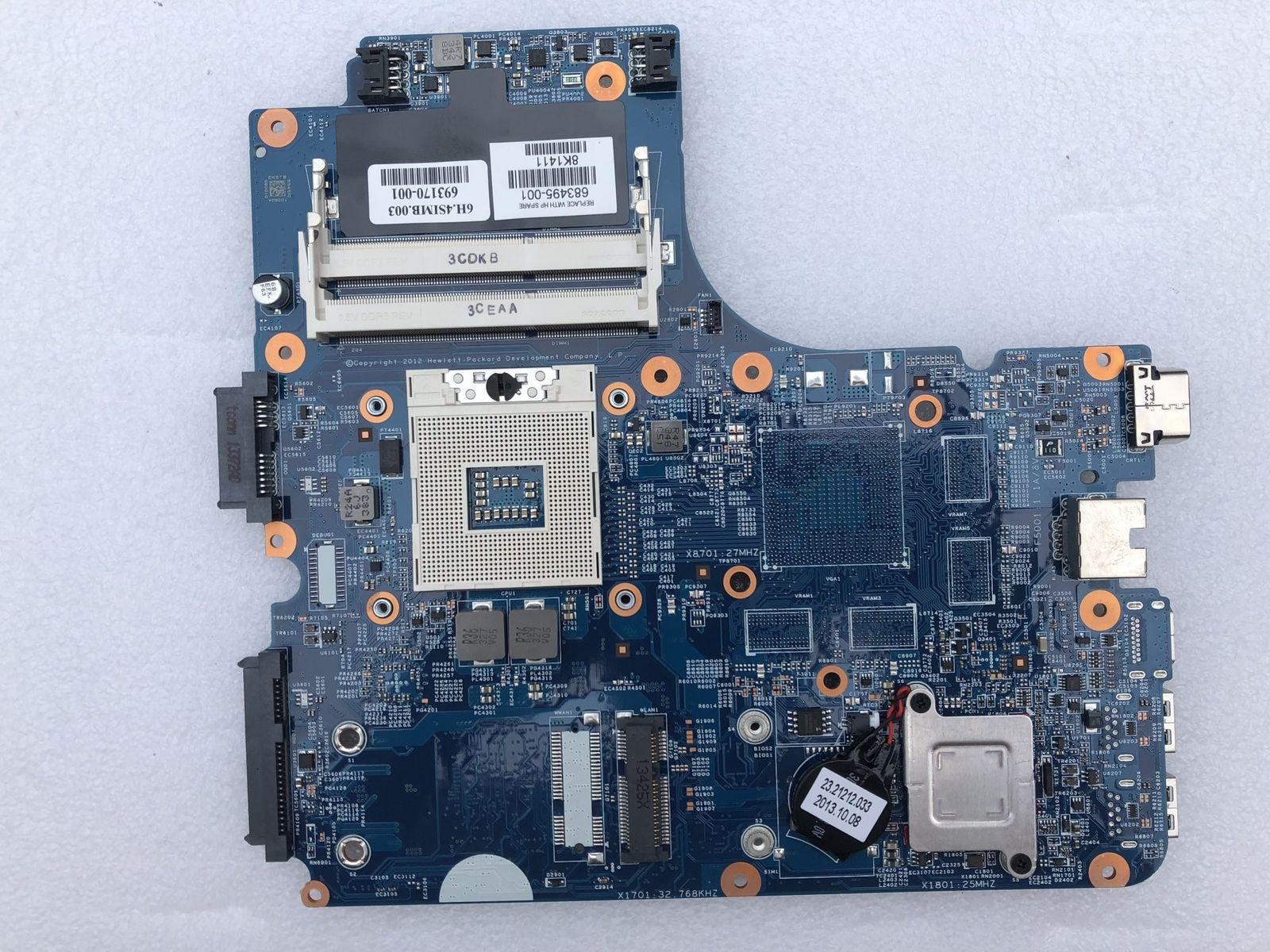 Main HP Probook 4440s 4441s 4540s 4740s