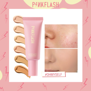 PINKFLASH Weightless Lasting All-day Matte Full Coverage Foundation thumbnail