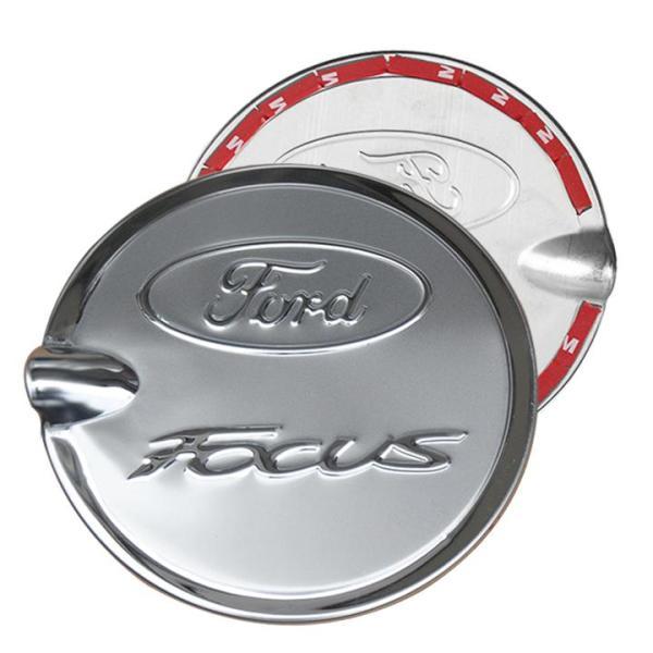 Ốp Nắp Bình Xăng Trang Trí Bảo Vệ Chống Xước Xe Ô Tô Ford Focus 2012-2015