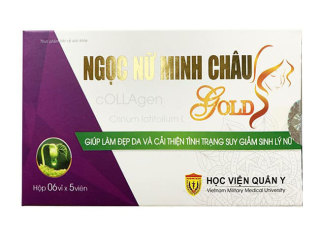 Ngọc Nữ Minh Châu Gold Học Viện Quân Y lấy lại tuổi xuân thumbnail