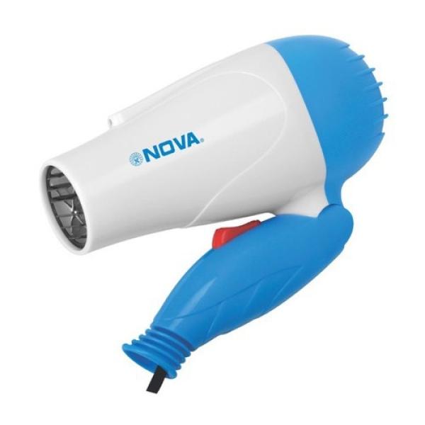 Máy Sấy Tóc Gấp Gọn Nova 1000W Cao cấp giá rẻ