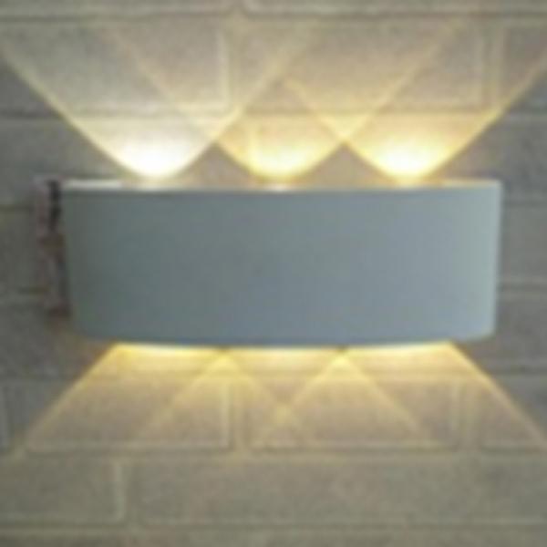 Đèn Hắt Tường Trang Trí 2 đầu 8W chống nước B053 đèn led hắt tường HC LIGHTING