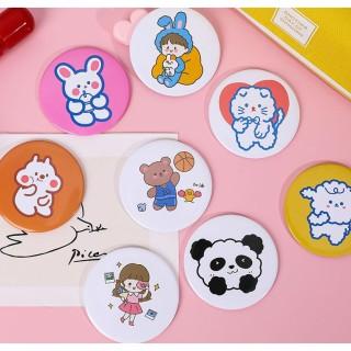 Gương mini dễ thương Hàn Quốc H97 thumbnail