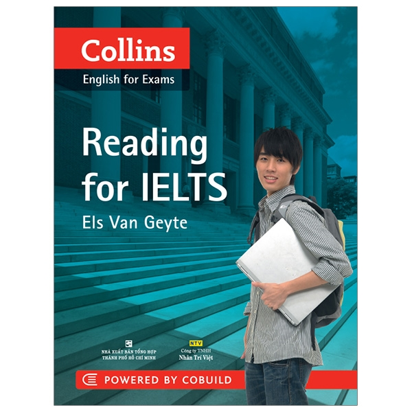 Fahasa - Collins Reading For Ielts (Tái Bản 2019)