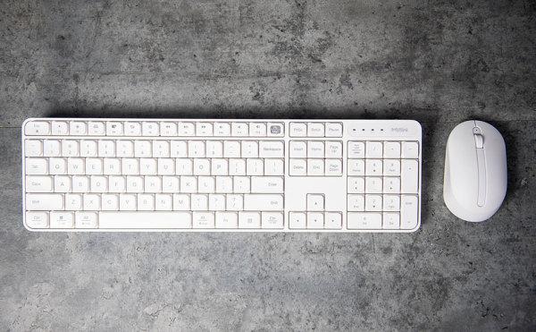 Bảng giá Bộ bàn phím kèm chuột không dây XIAOMI MIIIW-MWWC01 - Bảo hành 6 tháng - Shop Điện Máy Center Phong Vũ
