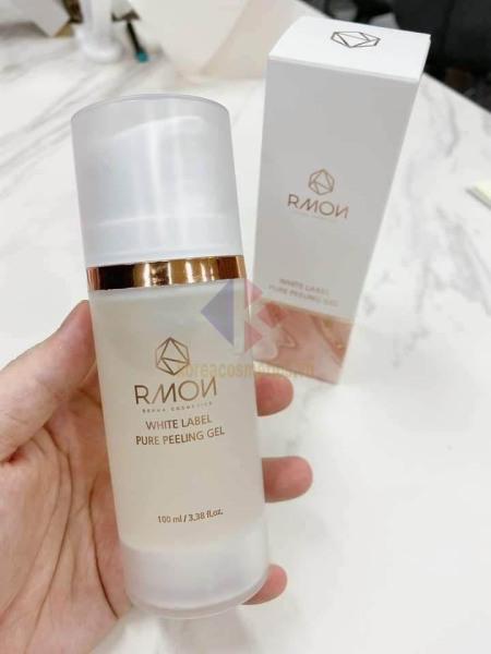 Tẩy Tế Bào Chết Rmon White Label Pure Peeling 100ml Hàn Quốc
