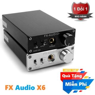 DAC giải mã cao cấp FX Audio SQ5 24Bit 192Khz - DAC giải mã FX Audio SQ5 Hifi 2019 - FX-SQ5 DAC NGHE NHẠC HAY AKM4113 PCM1794 HIGH-RES AUDIO thumbnail