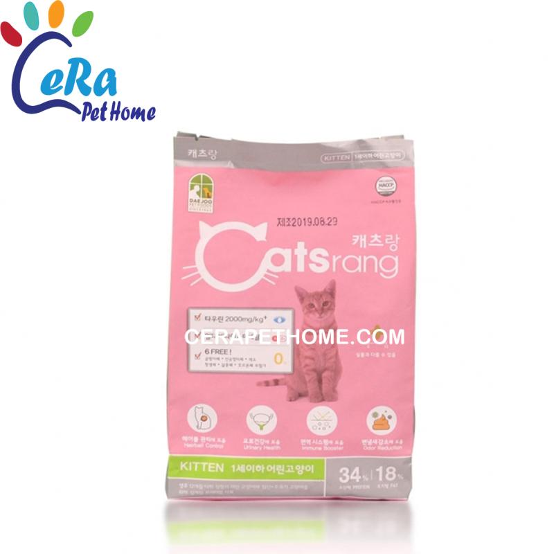 Thức Ăn Mèo CatsRang Kitten - Mèo Con 400GR