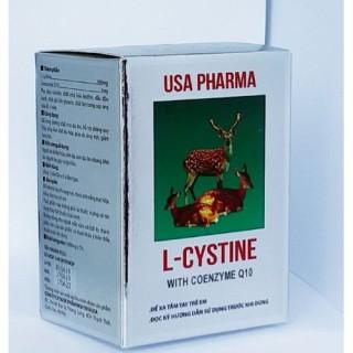Viên uống sạch nám tàn nhang rụng tóc L- CYSTINE hộp 60v thumbnail