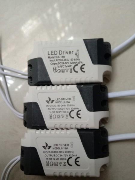 Bảng giá tăng phô[driver] 6-18w dùng cho đèn led âm trần