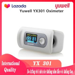 Máy đo oxy xung ngón tay Yuwell YX301 Máy đo oxy xung có thể sạc lại Máy đo oxy xung ngón tay Omron Máy đo oxy xung ngón tay 2021 Máy đo oxy xung ngón tay Bảo hành máy đo oxy ban đầu thumbnail