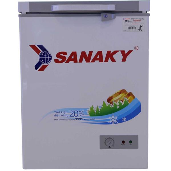 Bảng giá Tủ đông Sanaky 100 lít VH1599HYKD - Miễn phí vận chuyển & lắp đặt - Bảo hành chính hãng Điện máy Pico