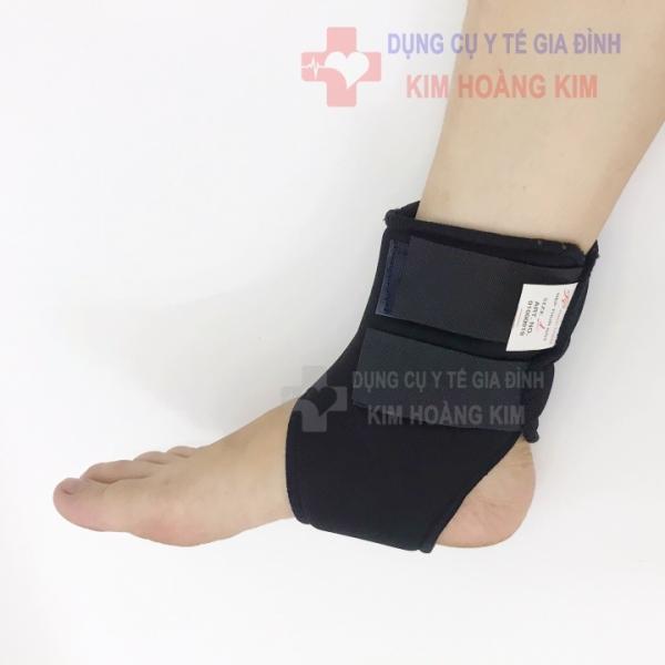 Băng cổ chân, bó gót chân, giữ chặt cổ chân chống chấn thương (1 chiếc)
