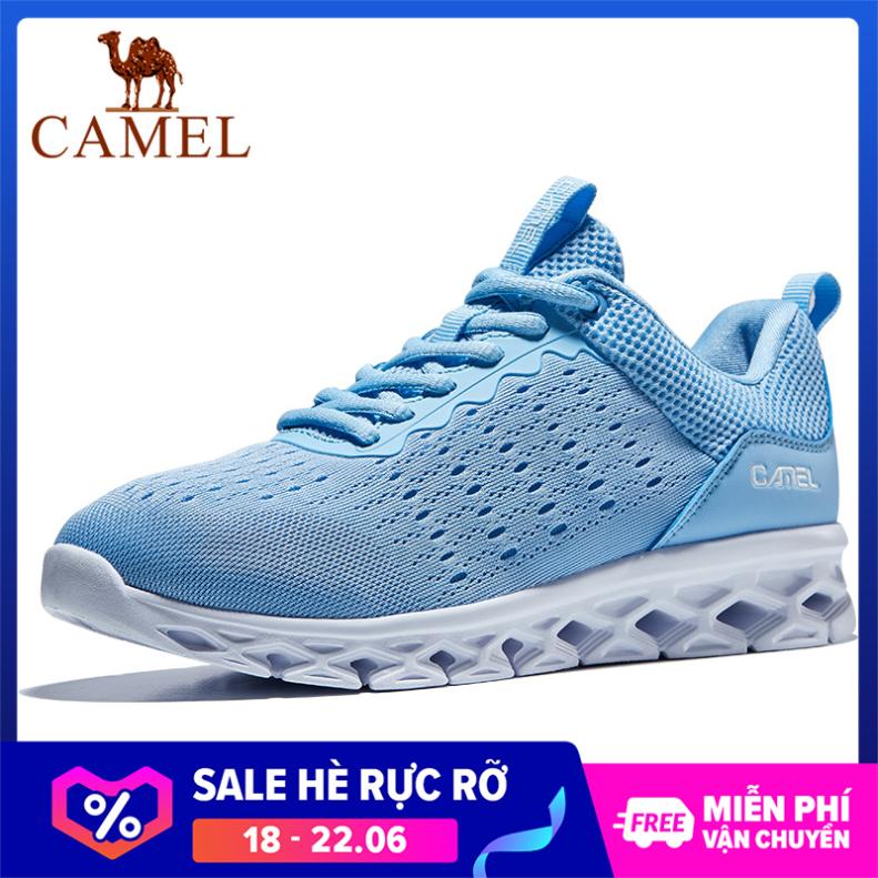Giày Thể Thao Nữ Camel, Giày Thể Thao Chống Sốc Siêu Nhẹ Cho Nữ giá rẻ