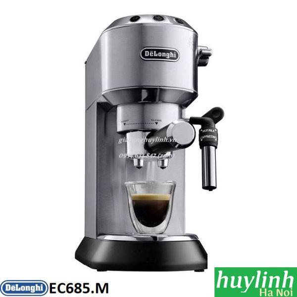 Bảng giá Máy pha cà phê Delonghi EC685 [EC685.M - EC685.R - EC685.BK - EC685.W] Điện máy Pico