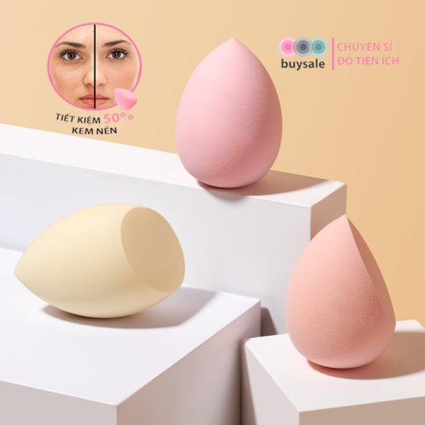Mút tán kem nền đem đến một làn da mịn màng, không tì vết và lại còn tiết kiệm đáng kể lượng dùng - buysale - BSPK168