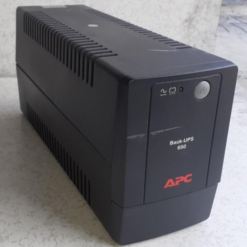 Bảng giá UPS APC BX650LI-MS 650VA (bao gồm ắc-quy) Phong Vũ