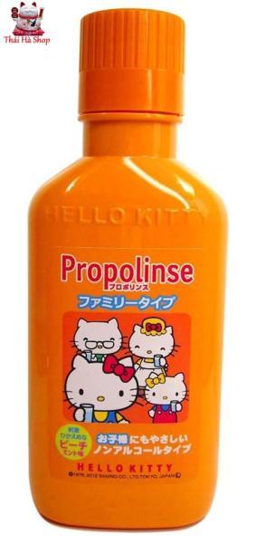 Nước súc miệng Propolinse dành cho trẻ em Nhật Bản