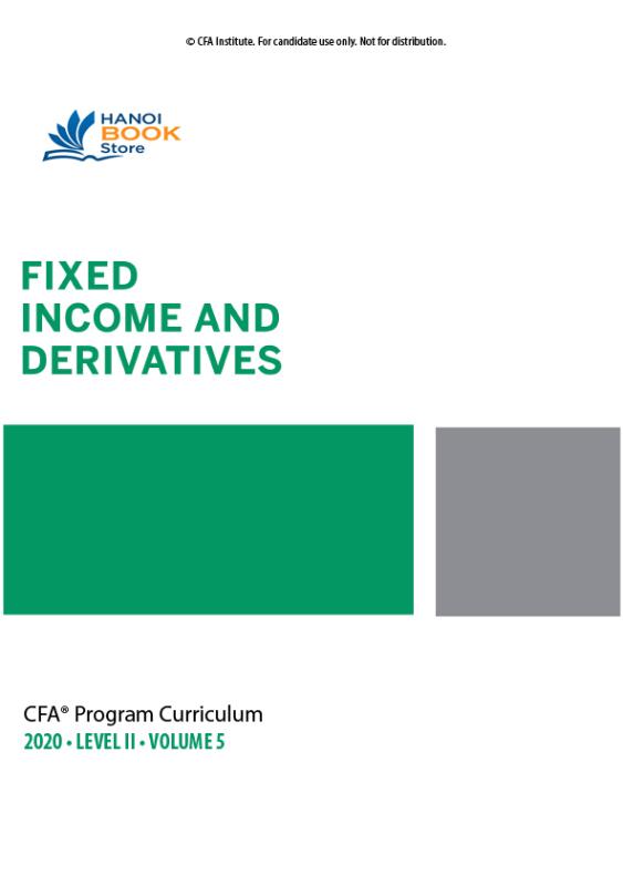 CFA 2020 Program Curriculum Level 2, Volume 5  tặng kèm Schwesers Quicksheet - Hanoi bookstore