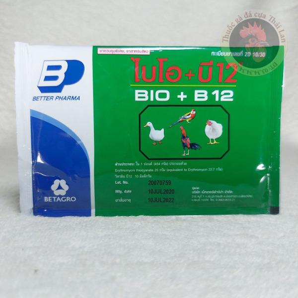 BIO - B12 - ÚM GÀ CON (THÁI LAN)- 1 gói / 20 gram