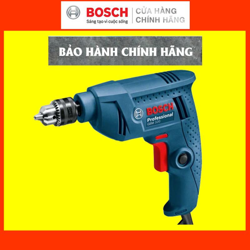 Máy Khoan Động Lực Bosch GBM 320