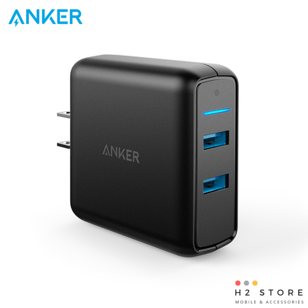 Sạc Anker Poweport Speed 2, 39w, QC 3.0 - A2025