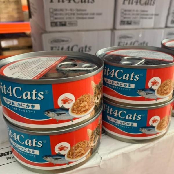 Pate cho mèo từ Nhật Bản vị cá ngừ và thịt gà 160gr, thành phần thịt cá ngừ, thịt gà, Vitamin E, thạch Agar - SP000618