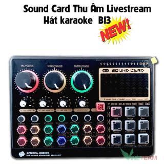 Sound card USB hát karaoke online card thu âm livestream karaoke ICON Upod Pro - BẢO HÀNH 12 THÁNG thumbnail
