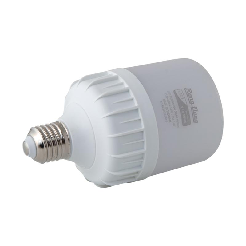 Bóng đèn LED TRỤ 30W RẠNG ĐÔNG Siêu Sáng TR100N1/30W