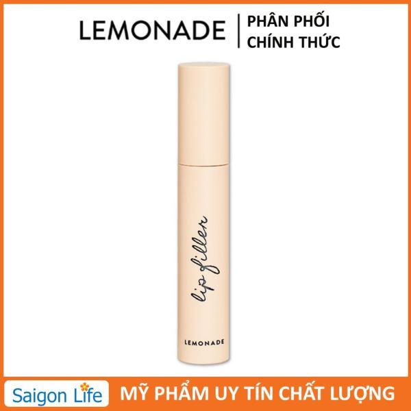 Son lót dưỡng đầy môi Lemonade Lip Filler 4.5g - Hàn Quốc