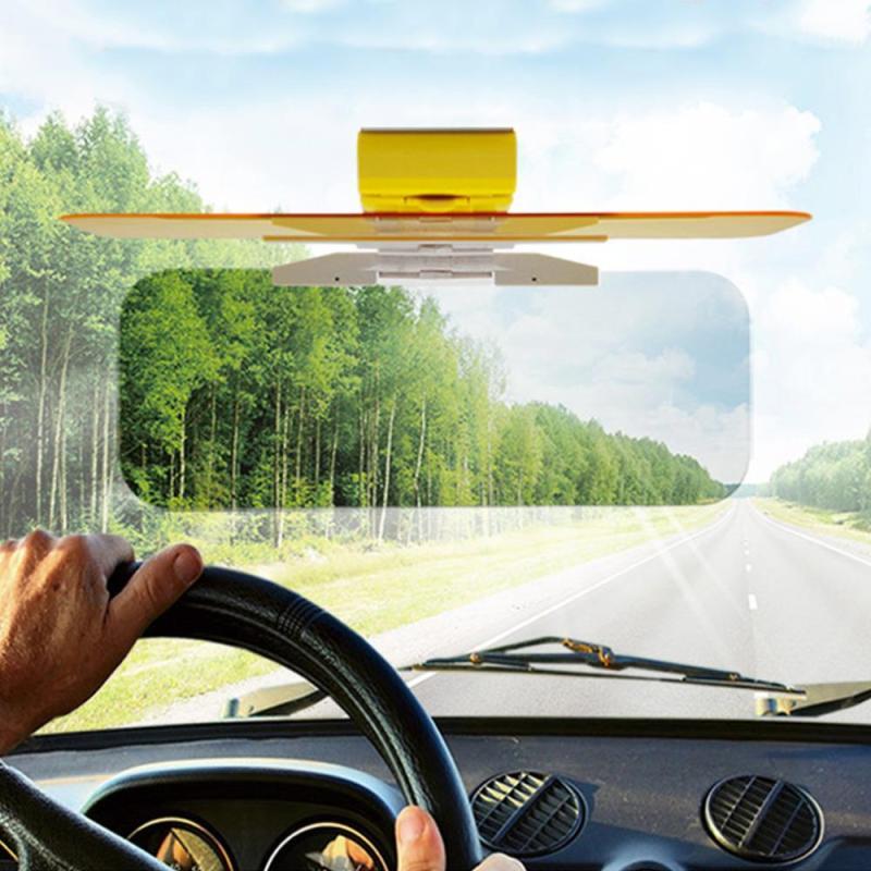 Kính chống lóa ngày đêm cho ô tô, Kính chống chói chống lóa cực nét cho xe hơi ô tô, an toàn cho người sử dụng.