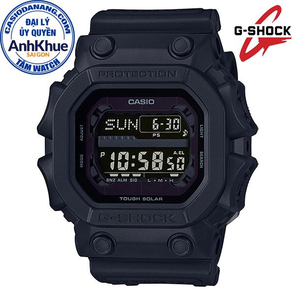 Đồng hồ nam dây nhựa Casio G-Shock chính hãng Anh Khuê GX-56BB-1DR