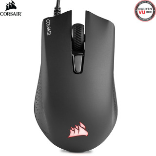 Chuột gaming Corsair Harpoon RGB - Up to 6K DPI Black (CH-9301011-AP) thumbnail