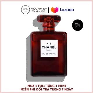 Nước hoa Chanel No 5 Red 100ml chính hãng lưu hương 12h thumbnail