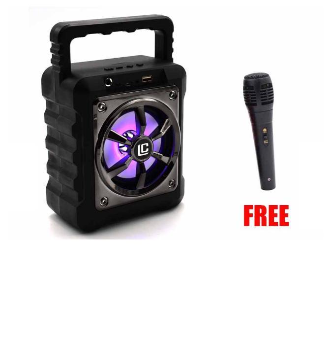 Loa nghe nhạc Bluetooth LN-31 – Loa Bluetooth đa năng LN-31 có mic karaoke giá rẻ