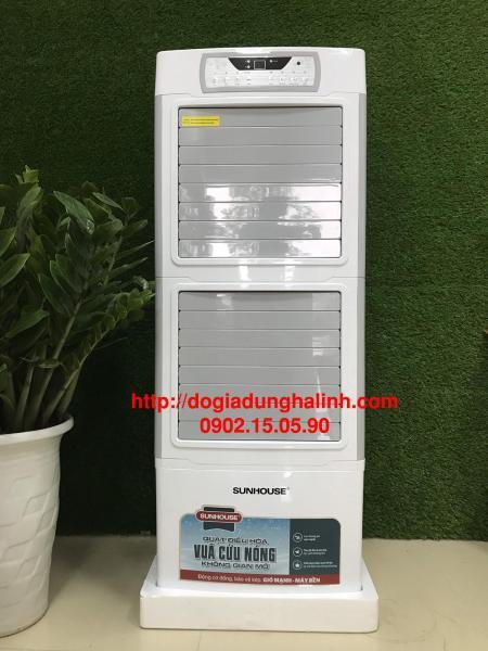 Bảng giá Quạt điều hòa không khí Sunhouse SHD7756 - Bảo hành tại nhà