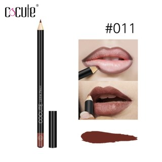 Cocute Makeup Lip Liner Pencil Waterproof Lipliner Matte Long-lasting Lipliner Cosmetic Tools lips Pen thumbnail