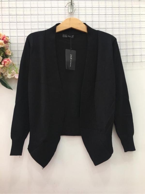 [Hàng xịn] Áo khoác len ngắn trơn. Áo khoác len nhẹ. Áo khoác Cardigan nữ [HÀNG NHẬP]