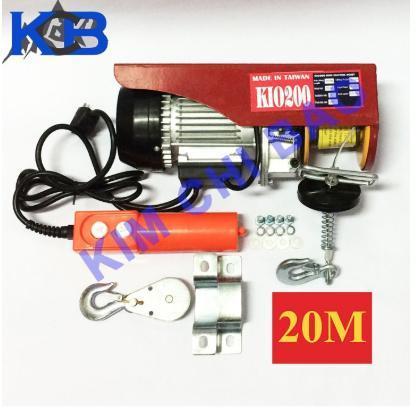 Tời điện KIO PA 200-20m