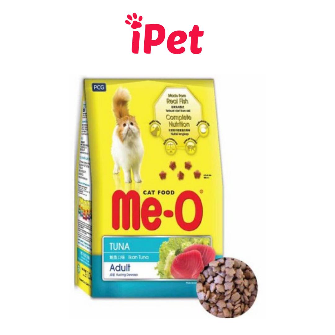 [HCM]Thức Ăn Hạt Khô Cho Mèo Lớn Me-O 350 gram - iPet Shop