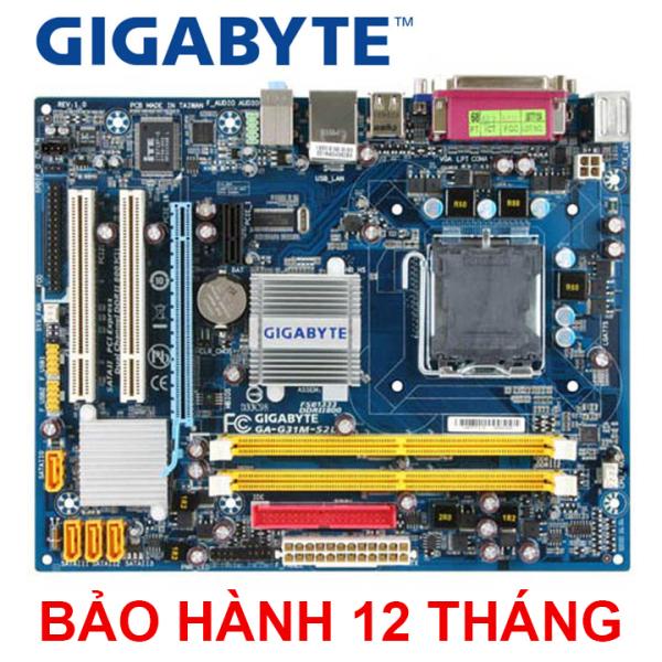 Bảng giá Main Giga G31 socket 775 ram DDR2 - Bo mạch chủ Gigabyte G31 Phong Vũ