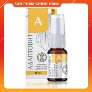 Thực phẩm bảo vệ sức khỏe Adaptovit giúp giảm căng thẳng thần kinh và mệt mỏi cơ thể thumbnail