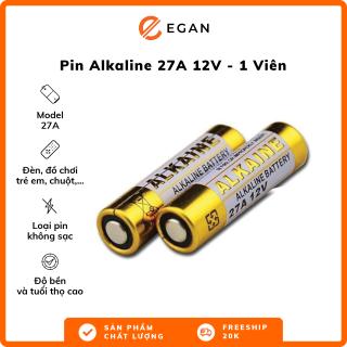 Pin remote báo trộm-Pin 27A-12V Alkaline thumbnail