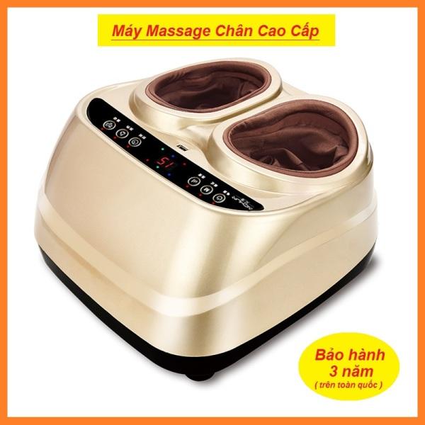 Máy Massage Chân Cao Cấp - Máy Massage Trị Liệu Bàn Chân Tích Hợp 7 Chế Độ Mới, Máy Matxa Chân Đa Năng Thế Hệ Mới, Máy Matxa Bàn Chân