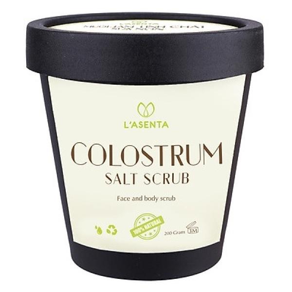 Sữa Tắm Tinh Chất Sữa Non Colostrum salt Scrub giá rẻ