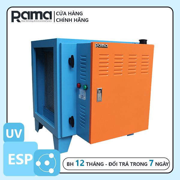 Bảng giá [ RAMA ] Máy lọc lĩnh điện xử lý khói bụi Rama R-4000 Điện máy Pico
